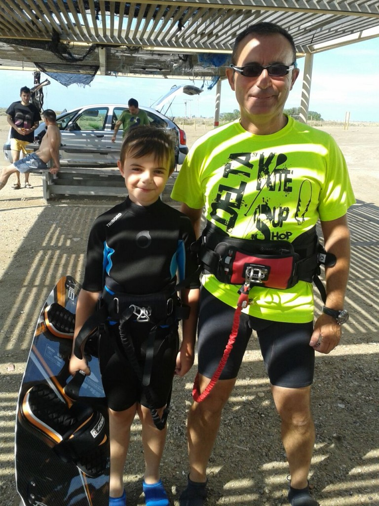 Convocatoria Instructor kitesurf