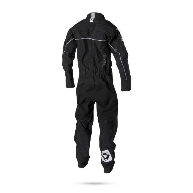 deltakitesup Mystic Drysuit Force Back