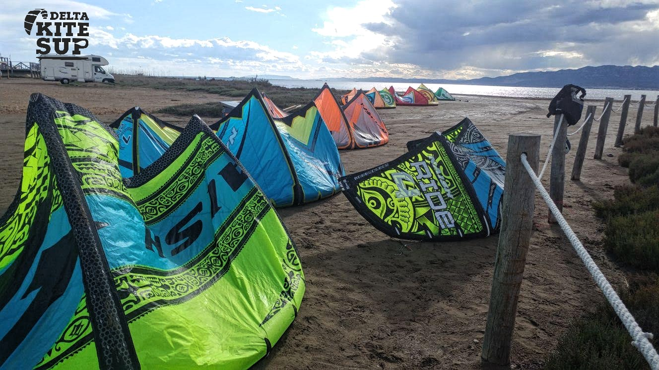Deltakitesup IKO (International Kiteboarding Organization)